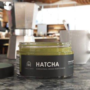 抹茶味 纯植物提取 CBD粉末 50g