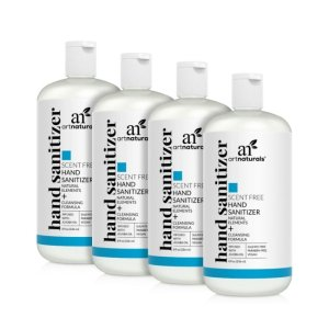 artnaturals免洗洗手液 - 4瓶