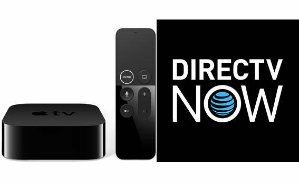 4K Apple TV + 4-Months Prepaid DIRECTV NOW