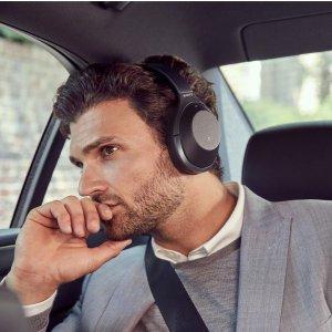 直降€130 速抢Sony WH-H900NB 蓝牙降噪耳机特卖