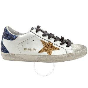 Golden Goose Deluxe Brand Superstar Multicolor小脏鞋