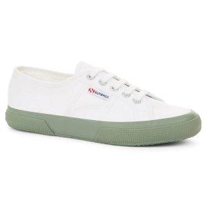 """Superga需用码""""EXTRA10""""2750 Cotu 小白鞋"""