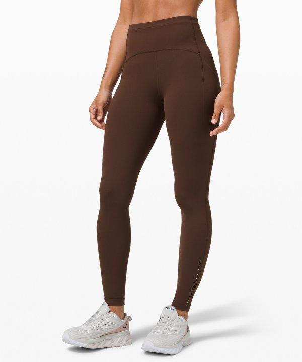 """Swift Speed  28"""" 高腰运动裤"""