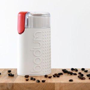 Bodum国内同款¥299 可容纳60克咖啡豆电动便携式磨豆机