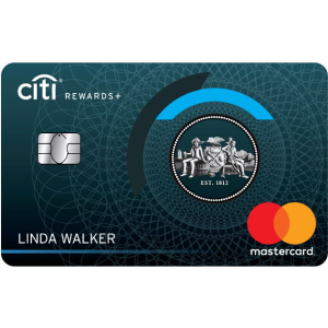 Earn 15,000 bonus pointsCiti Rewards+℠ Card