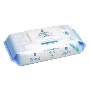 Biolane6.5折+首单订阅8折,敏感肌可用清洁湿巾 *72张