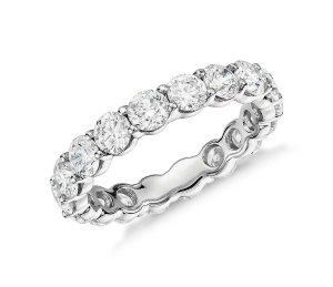 低至8折Blue Nile 精选钻石婚戒等婚庆首饰促销