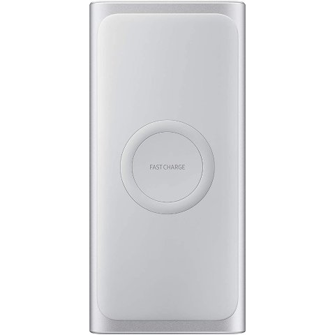 Samsung 2-in-1 Portable Fast Charge Wireless Charger and Battery Pack 10,000 mAh