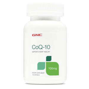 From $6.99 GNC CoQ-10 100mg 150 Softgels