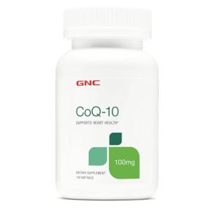 $9.99 + 额外8.5折超低价 GNC 辅酶Q-10 100mg 75粒