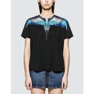 Marcelo BurlonBlue Wings T-shirt