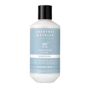 Goatmilk & Oat Soothing Shower Milk