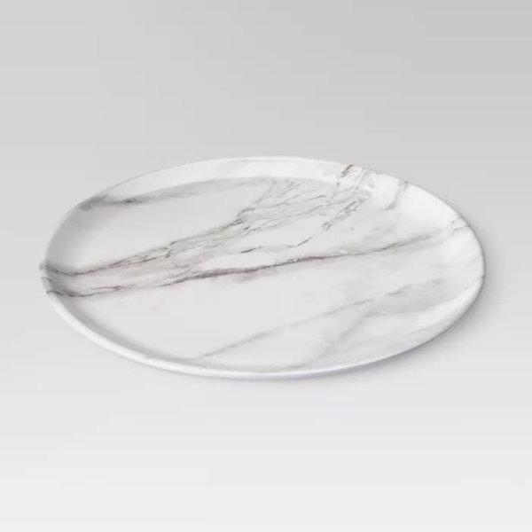 大理石纹餐盘