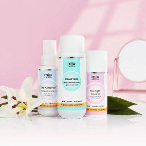 低至7.2折  孕妈妈必入护肤品Mio Skincare官网 全场护肤品独家热卖 大牌明星都在用