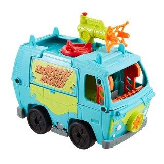 $9.99(原价$24.99)史低价:Fisher-Price 费雪 Scooby-Doo 变形神秘车,领跑Prime Day