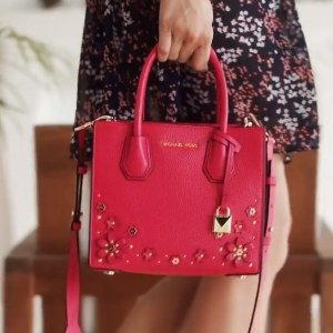 Dealmoon Exclusive Extra $20 Off Michael Kors Mercer handbag @ JOMASHOP