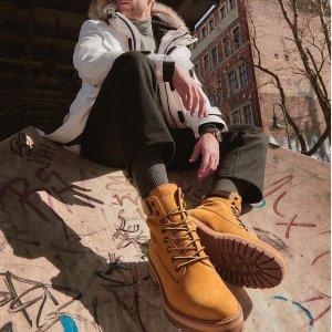 不到69欧收大黄靴 错过就要再等半年Timberland 一律5折 不是5折起哦 +满100欧再打9折