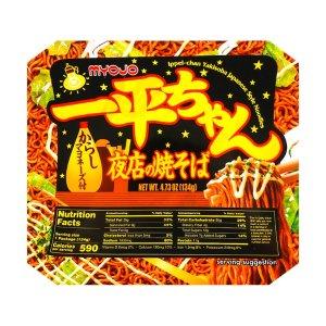 Ippei-chan Yakisoba Japanese Style Noodles with Mustard Mayonnaise 134g