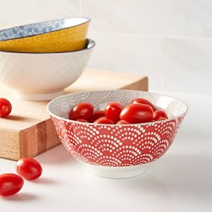Simons Maison波浪纹瓷碗