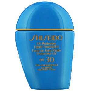 Shiseido Sun Protection Liquid Foundation SPF30 Dark Beige 30ml