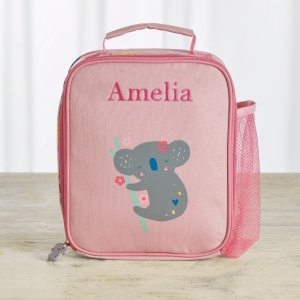 My 1st YearsPersonalized Koala & Friends Print Lunch Bag