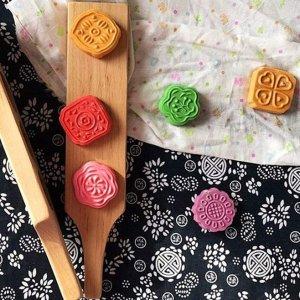 低至7.9折 模具€5.78起多样化月饼模具大全 这个中秋也能在家做月饼啦 内附教程