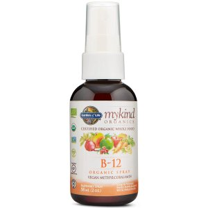 Garden of LifeB12 喷雾- 58ml