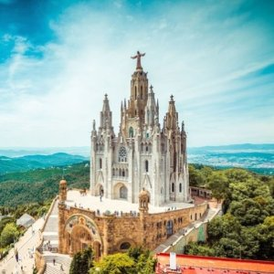 From $5996-Day Barcelona Vacation with Hotel and Air