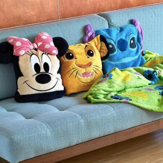 Instant Up to $10 Off + $1 PersonalizationshopDisney Fleece Throws, Varsity Jackets & More