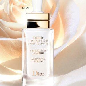送6件好礼 含999口红Dior 美妆护肤香氛热卖 收小A瓶套装、新款花蜜抗炎精华