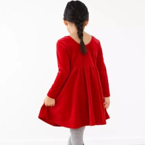 50% OffHanna Andersson Dresses + $15 Tights Sale