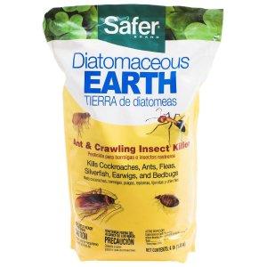 Safer Brand 4 lb. Diatomaceous Earth