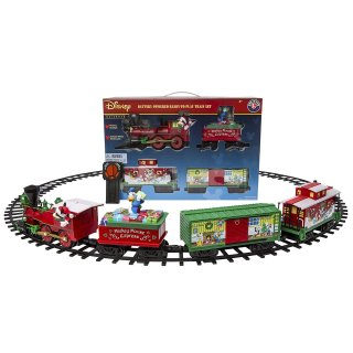 Lionel Disney Mickey Mouse Express Battery-powered Model Train