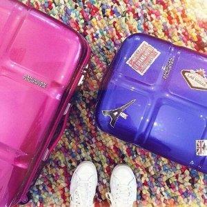 额外六三折American Tourister 旅行箱、迪斯尼儿童背包特促