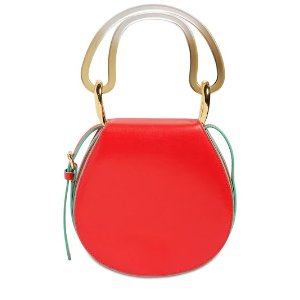 MarniMELVILLE LEATHER SHOULDER BAG