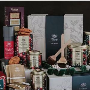低至7折黑五独家:Whittard 圣诞系列热促 限定包装 收送人好礼