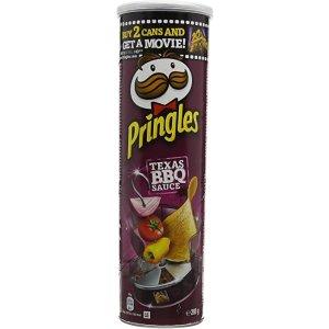Pringles烧烤味薯片