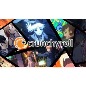 30天免费试用,随时随地畅快看动漫Crunchyroll Premium 动漫串流服务