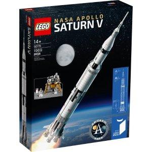 LegoNASA 阿波罗土星5号 92176   Ideas系列