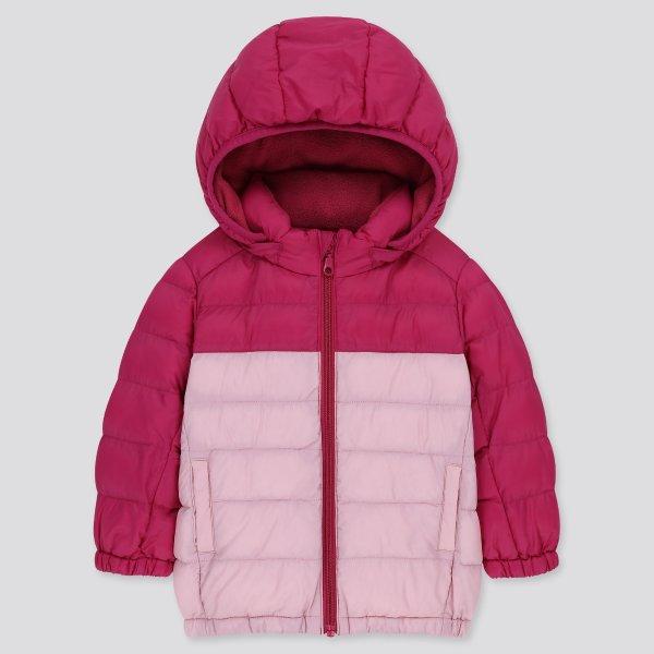 幼儿、小童轻量保暖外套,多色选