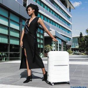 3折起+额外8.5折Samsonite 新秀丽行李箱促销热卖  收明星同款Freeform