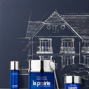 Up to 3-piece exclusive giftNew Arrivals: La Prairie.com Online Limited-Edition Set