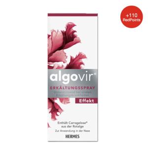 20ml仅€12.33 有效预防新冠!Algovir 感冒鼻喷雾 可用于预防病毒/流行性感冒 鼻粘膜防御
