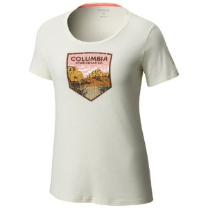 COLUMBIA Women's Columbia Badge Tee
