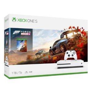 1TB Microsoft Xbox One S Chosen Games Console Bundle