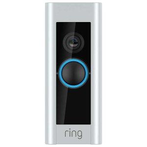 $199.99 (原价$239.99)Ring Video Doorbell Pro 智能门铃 + 1年云服务