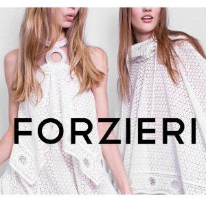 本季新品第二件享7折限时折扣:Forzieri 精选服饰鞋履包热卖