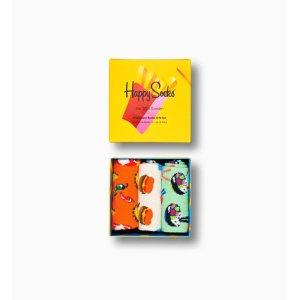 Happy Socks食物印花袜子礼盒