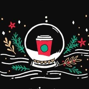 赢终身免费星巴克Starbucks Reward 官网冬季抽奖活动