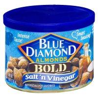 blue diamond 盐醋口味烤杏仁